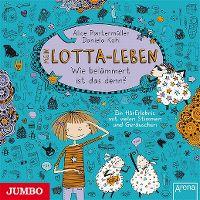 Cover Hörspiel - Mein Lotta-Leben - Wie belämmert ist das denn?