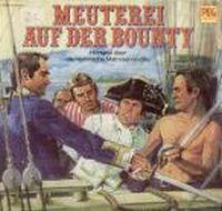 Cover Hörspiel - Meuterei auf der Bounty