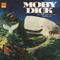 Cover Hörspiel - Moby Dick