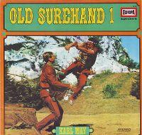 Cover Hörspiel - Old Surehand 1