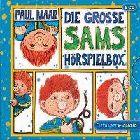 Cover Hörspiel - Paul Maar: Die grosse Sams Hörspielbox