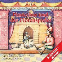 Cover Hörspiel - Pinocchio und der Flötenspieler