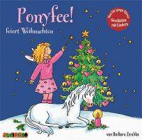Cover Hörspiel - Ponyfee! feiert Weihnachten