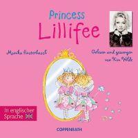 Cover Hörspiel - Princess Lillifee - gelesen und gesungen von Kim Wilde
