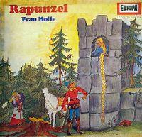 Cover Hörspiel - Rapunzel