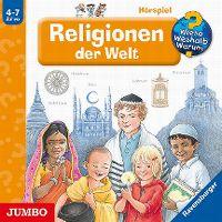 Cover Hörspiel - Religionen der Welt