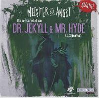 Cover Hörspiel - R.L. Stevenson: Der seltsame Fall von Dr. Jekyll & Mr. Hyde
