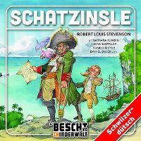 Cover Hörspiel - Schatzinsle