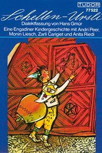 Cover Hörspiel - Schellen-Ursli