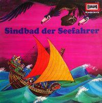 Cover Hörspiel - Sindbad der Seefahrer