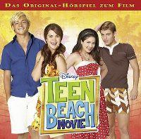 Cover Hörspiel - Teen Beach Movie