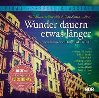 Cover Hörspiel - Thilo Koch & Fritz Schröder-Jahn: Wunder dauern etwas länger