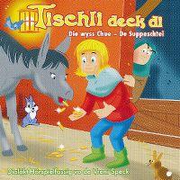 Cover Hörspiel - Tischli deck di
