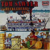 Cover Hörspiel - Tom Sawyer und Huckleberry Finn - Abenteuer und Erlebnisse zweier Jungen am Mississippi