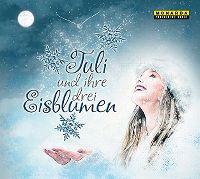 Cover Hörspiel - Tuli und ihre drei Eisblumen