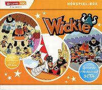 Cover Hörspiel - Wickie - Hörspiel-Box