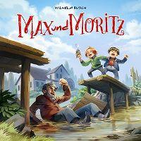 Cover Hörspiel - Wilhelm Busch: Max und Moritz