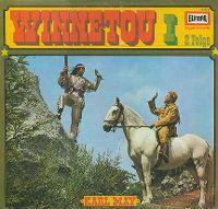 Cover Hörspiel - Winnetou I, 2. Folge