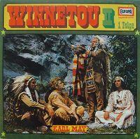 Cover Hörspiel - Winnetou II, 1. Folge