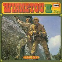 Cover Hörspiel - Winnetou III, 1. Folge