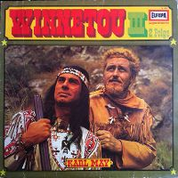Cover Hörspiel - Winnetou III, 2. Folge