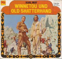 Cover Hörspiel - Winnetou und Old Shatterhand