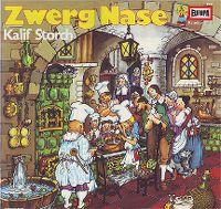 Cover Hörspiel - Zwerg Nase
