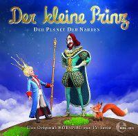 Cover Hörspiel / Der kleine Prinz - 24. Der Planet der Narren
