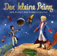 Cover Hörspiel / Der kleine Prinz - 27. Der Planet der Schmetterlinge