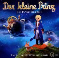 Cover Hörspiel / Der kleine Prinz - Der Planet der Zeit