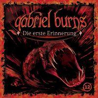 Cover Hörspiel / Gabriel Burns - 12. Die erste Erinnerung