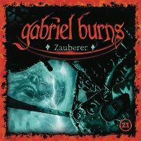 Cover Hörspiel / Gabriel Burns - 21. Zauberer
