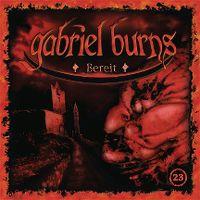 Cover Hörspiel / Gabriel Burns - 23. Bereit