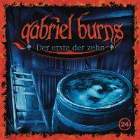 Cover Hörspiel / Gabriel Burns - 24. Der erste der zehn