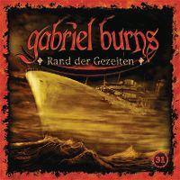 Cover Hörspiel / Gabriel Burns - 31. Rand der Gezeiten
