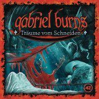Cover Hörspiel / Gabriel Burns - 42. Träume vom Schneiden