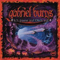 Cover Hörspiel / Gabriel Burns - 45. Ich passe auf Dich auf