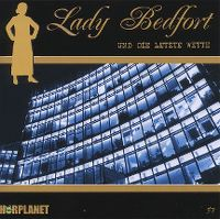 Cover Hörspiel / Lady Bedfort - 57. Lady Bedfort und die letzte Wette