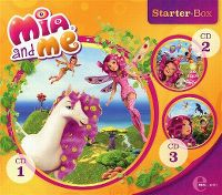 Cover Hörspiel / Mia And Me - Starter-Box