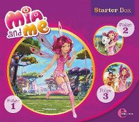 Cover Hörspiel / Mia And Me - Starter Box