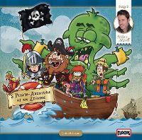 Cover Hörspiel / Nilo's Märli - Folg 2: S Pirate-Abentüür uf em Zürisee