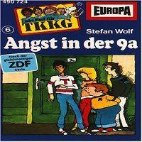 Cover Hörspiel / TKKG - 006. Angst in der 9a