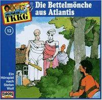 Cover Hörspiel / TKKG - 013. Die Bettelmönche aus Atlantis