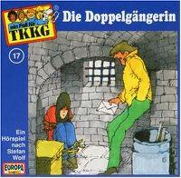 Cover Hörspiel / TKKG - 017. Die Doppelgängerin
