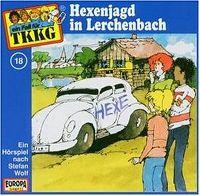 Cover Hörspiel / TKKG - 018. Hexenjagd in Lerchenbach