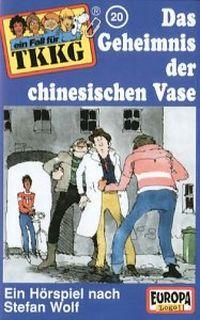 Cover Hörspiel / TKKG - 020. Das Geheimnis der chinesischen Vase