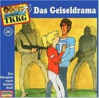 Cover Hörspiel / TKKG - 026. Das Geiseldrama