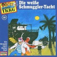 Cover Hörspiel / TKKG - 038. Die weiße Schmuggler-Jacht