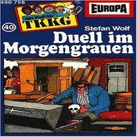 Cover Hörspiel / TKKG - 040. Duell im Morgengrauen