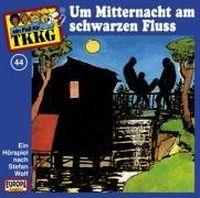 Cover Hörspiel / TKKG - 044. Um Mitternacht am schwarzen Fluß